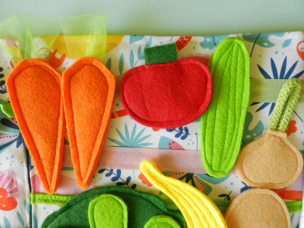 felt-vegetables-on-soft-book