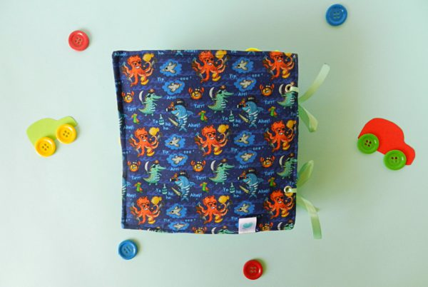 dark-blue-cover-of-cloth-books-for-infants