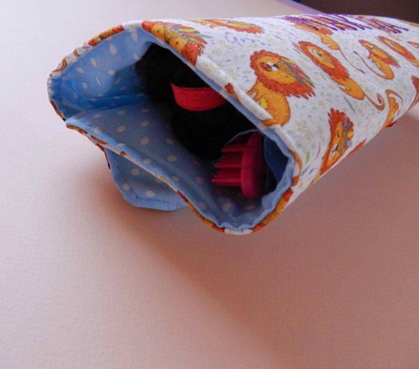 inside-of-barbie-sleeping-bag