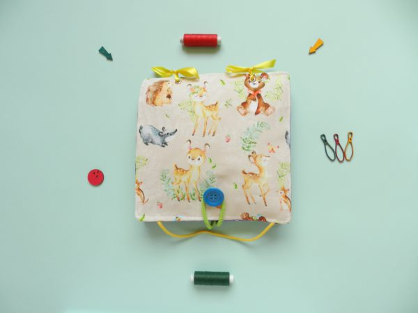 felt-book-for-toddlers-with-woodland-animals