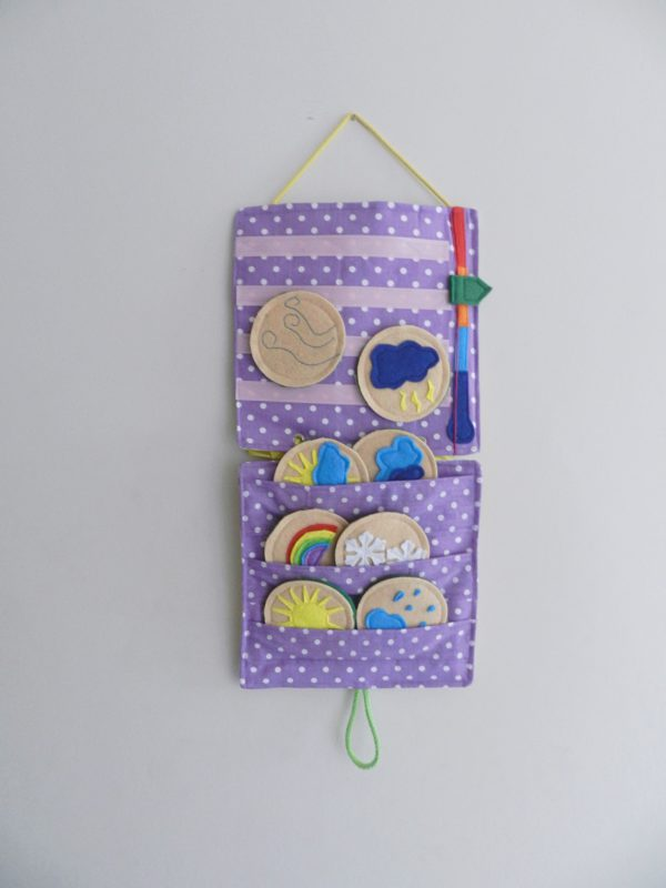 hanging-on-the-wall-purple-weather-chart-educational-toy-for-kids